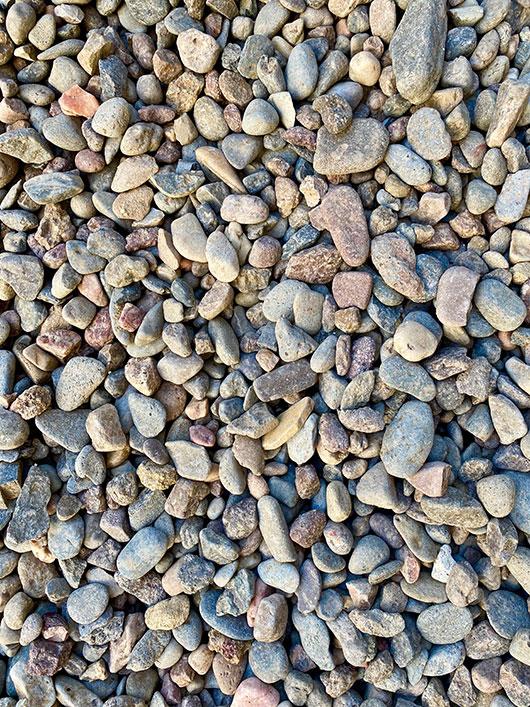 14 -20mm River Pebble