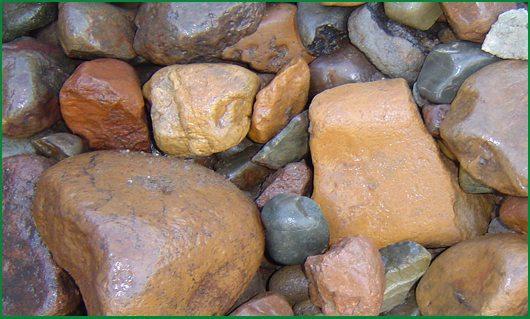70mm – 200mm River Stones