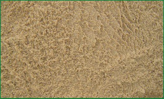 Washed Beach Sand
