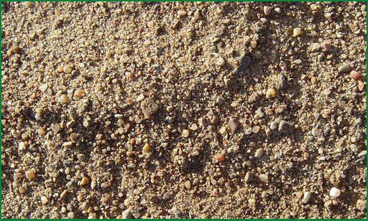 Coarse River Sand