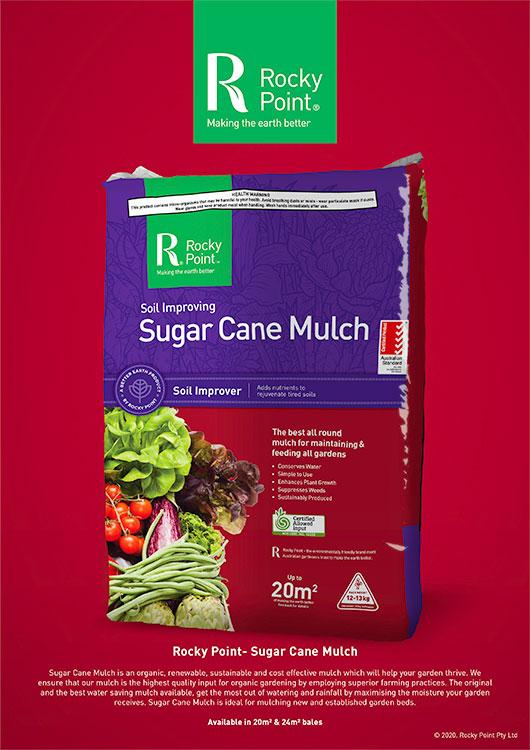 Sugar Cane Mulch<br>Soil Improver