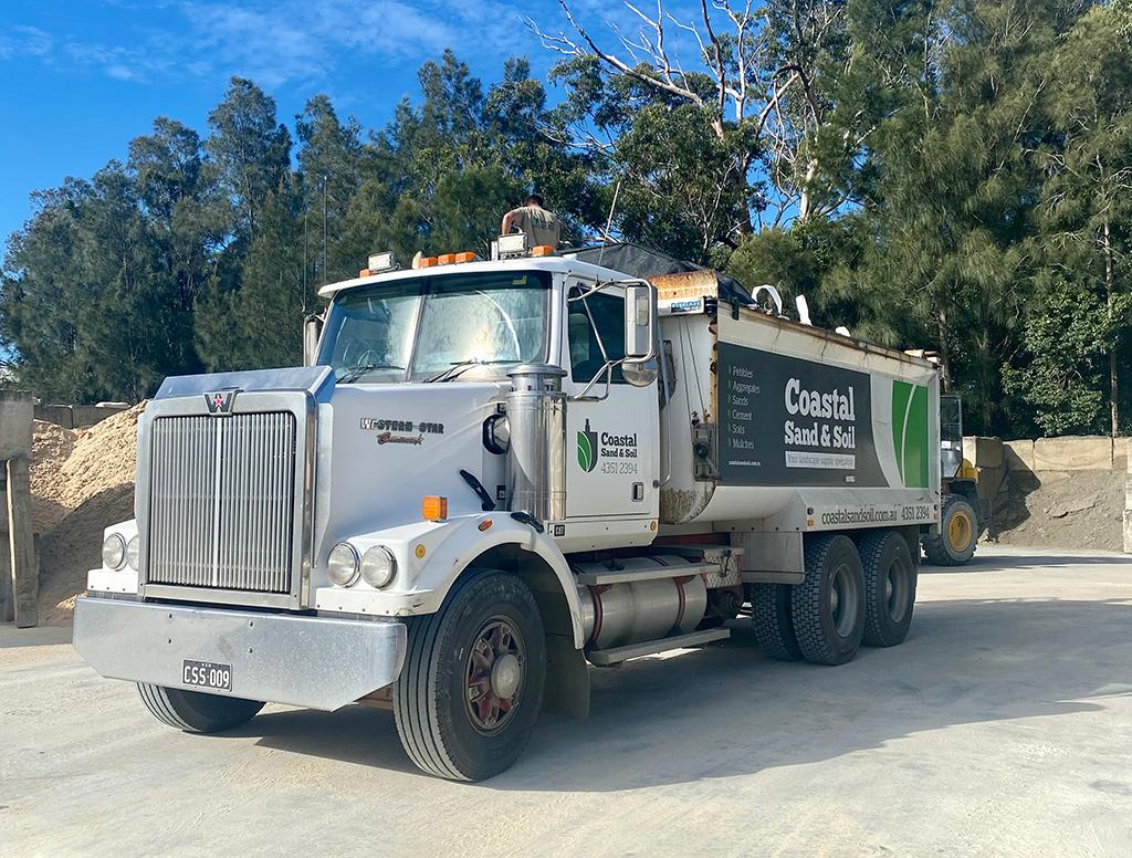 CSS-Truck