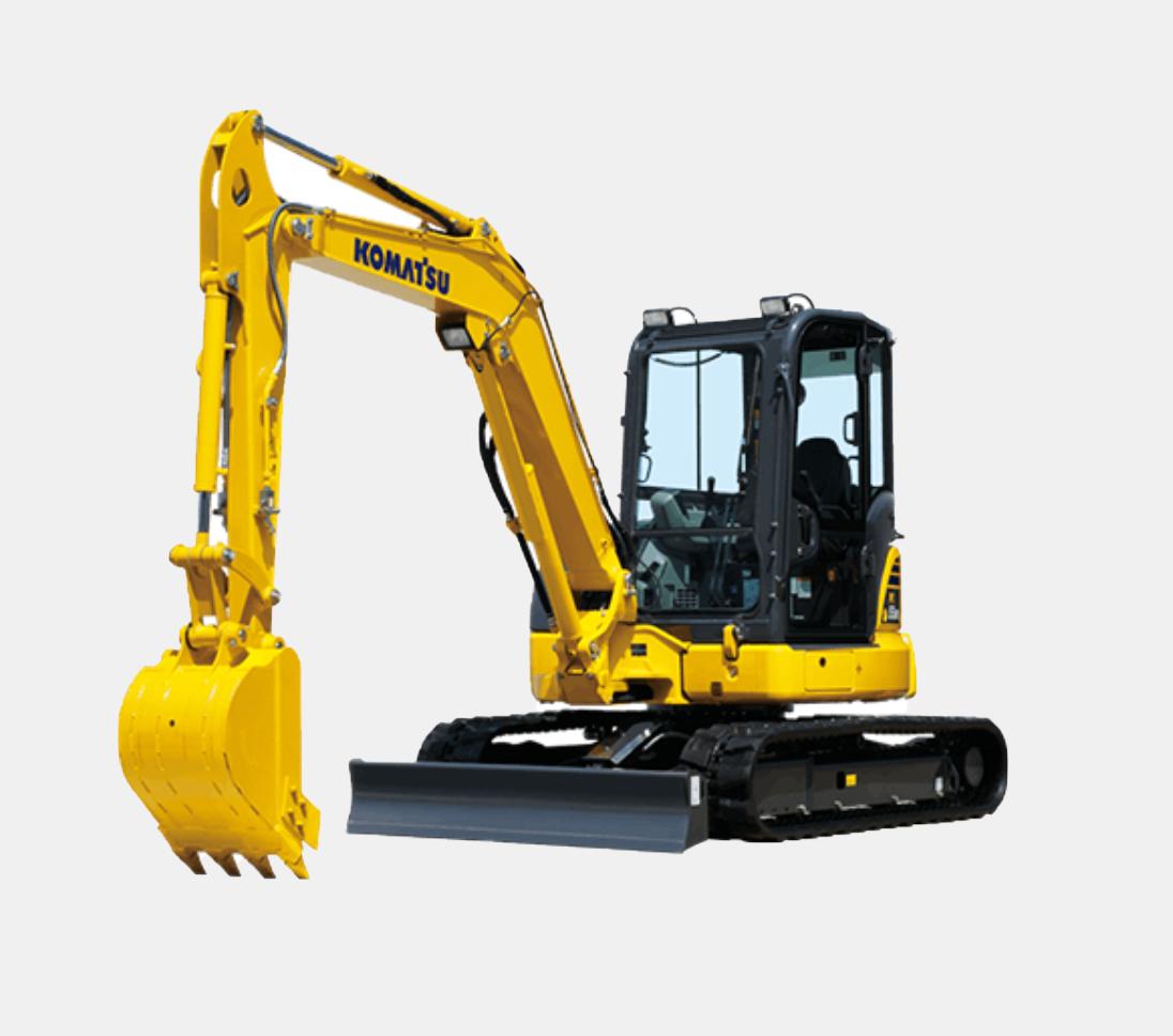 Excavator Dry Hire